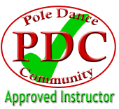 Approved Pole Dance Instructor