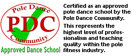 PDC Approved Pole Dance School